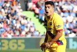 """""""Barcelona"""" ir be traumuoto Messi šventė pergalę Ispanijoje"""