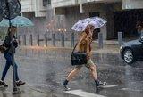Klimatologas įspėja: gegužę sulauksime įdomių pokyčių