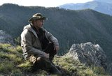 Paviešintos V. Putino atostogų nuotraukos: susimąstęs žvelgia į kalnus