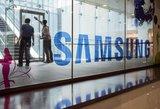 """Prezidentė kvies """"Samsung"""" plėstis Lietuvoje"""