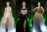 Sezzy sužadėtinė pristatė suknelių kolekciją – modeliais tapo žymiausios šalies moterys