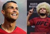 Paskelbti populiauriausi atletai: Ronaldo viršūnėje, įsibrovė ir Nurmagomedovas