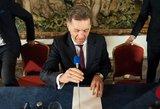 A.Butkevičius pasakė, kas dabar laukia jo įpėdinio partijos pirmininko poste