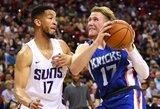 NBA čempionai pristabdė Brazdeikio siautulį