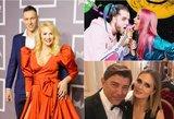Metų pora 2018: žvaigždės spinduliuoja meile