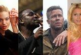 Šlovė ir uždarytos sienos: garsūs aktoriai, kurių neįsileidžia įvairios šalys