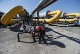 VPT stabdo beveik 100 mln. eurų vertės dujotiekio į Lenkiją statybos konkursą