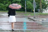 Naudinga ryto atmintinė: dienos orai ir ką pasveikinti