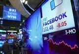 """""""Facebook"""" išgąsdino vartotojus: kilo nerimas dėl įsilaužimo"""