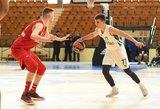 """""""Žalgirio"""" jaunimas nesėkme pradėjo finalines Eurolygos turnyro kovas"""