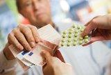 Svarsto, bet iškart abejoja: ar vienas sprendimas atpigintų vaistus Lietuvoje?
