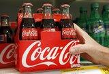 """""""Coca-Cola"""" pirmą kartą pradės gaminti alkoholinius gėrimus"""