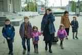 Septynių vaikų mama Sabina Daukantaitė: esu pati savo gyvenimo autorė
