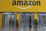 """""""Amazon"""" lentynose rikiuojasi lietuviški produktai"""