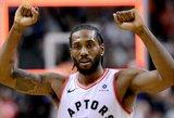 """Čempionu tapęs Leonardas sudarė """"keistą"""" situaciją NBA laisvųjų agentų rinkoje"""