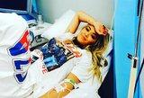 Atlikėja Rita Ora skubiai išgabenta į ligoninę