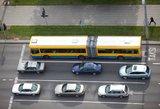 Naujovė Vilniuje – į gatves išriedės 5 nauji elektriniai autobusai