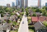 Vilniaus valdžia 50 proc. padidino žemės mokestį gyventojams