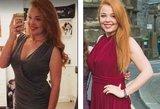 Merginos nuotraukos iš matavimosi kabinos sukėlė tikrą skandalą