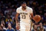 """""""Lakers"""" ir Daviso sąjunga išardytų NBA čempionų branduolį?"""