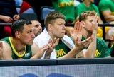 Diskusija gyvai: didžiausia intriga Lietuvos krepšinio rinktinėje