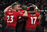 """Anglijoje – efektingos """"Southampton"""" ir """"Man Utd"""" lygiosios"""