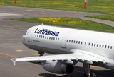 """Atšaukti """"Air Baltic"""" ir """"Lufthansa"""" skrydžiai"""