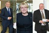 Seimo narių reakcija po prezidentės metinio pranešimo: mintys – prieštaringos