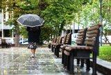 Ketvirtadienis Lietuvoje: ilgai laukta šiluma atvyks, tačiau jai kils sunkumų