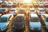 Tyrimas: kokie automobilių modeliai nuvertėja greičiausiai