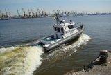 Baltijos jūroje – neeilinė gelbėjimo operacija