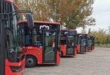 Į Vilniaus gatves išriedės 10 naujų autobusų –pasakė, kokiu maršrutu važinės