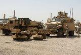 JAV pasiruošusios dislokuoti sunkiuosius ginklus Baltijos valstybėse