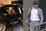 Gerbėjai sutrikę: Aniston gimtadienyje pasirodė ir buvęs vyras Pitt'as
