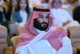 CŽV žurnalisto nužudymu apkaltino Saudo Arabijos princą