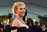 S. Johansson: nebenoriu būti sekso simboliu
