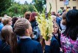Rugsėjo 1-osios galvosūkis: kur ir už kiek pirkti gėles?