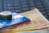 Lietuvos bankas uždraudė teikti paskolas didžiausioms greitųjų kreditų įmonėms