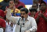 Įtampa Venesueloje neslūgsta: Brazilijos prezidentas neatmeta karinės intervencijos galimybės