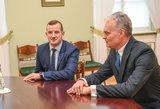 Prezidentas: Sinkevičiaus vizitas Briuselyje viršijo lūkesčius