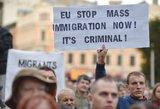 ES susimokėjo Turkijai, kad ši laikytų pabėgėlius pas save