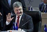 Petro Porošenka: esu pirmas toks Ukrainoje