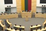 Suskaičiavo, kurie parlamentarai praleido daugiausia posėdžių