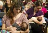 Žindymas sergant – ką privalo žinoti kiekviena mama?