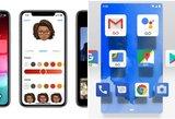 Android ar iPhone: pasirinkimas gali kai ką apie jus atskleisti