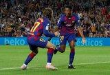 """""""Barcelona"""" iki sezono pabaigos turės surinkti įspūdingą sumą"""