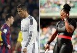 Sporto turtingiausių TOP 100: viršuje futbolininkai, daugiausiai krepšinio ir 1 moteris