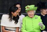 Markle su karaliene kalbėti gali ne visuomet: kai kada prasižioti jai draudžiama