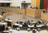 Chaosas Seime įgavo neregėtą pagreitį, kokio nebuvo jau 30 metų