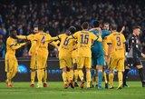 """""""Juventus"""" svečiuose nugalėjo """"Napoli"""" ir priartėjo iki minimumo"""